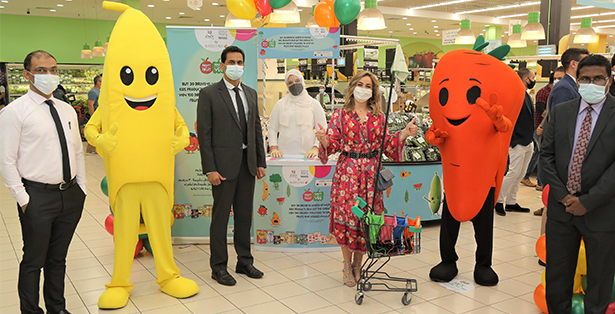 LuLu & Nestlé Encourage Children in the UAE to Adopt a Fruit, Adopt a Vegetable