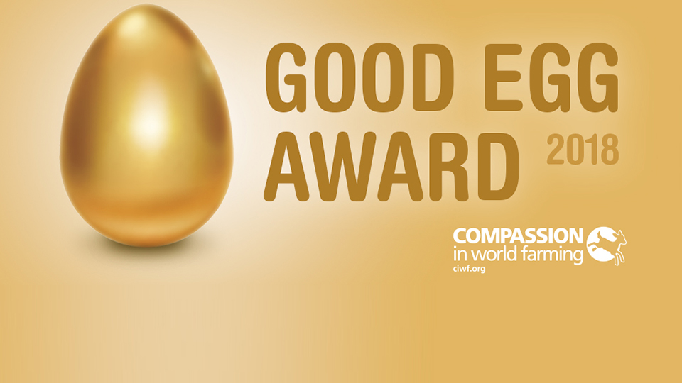 Nestlé receives 'Good Egg Award' <br>