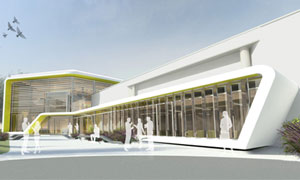 Design for Product Technology Centre extension
