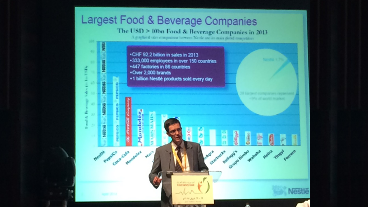 Nestlé Middle East reaffirms commitment to food safety at