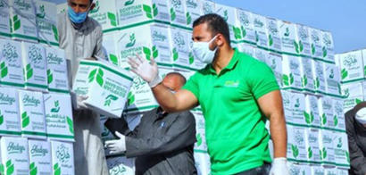 "Nestlé Egypt launches its initiative, ""Together we are up to it"""